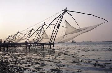 印度西南岸的喀拉拉