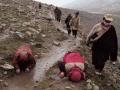 西藏藏民的轉山