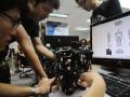 模擬機器人構造