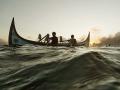 「海洋盃」拼板舟比賽