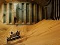 船艙載滿品種混雜基改豆