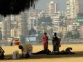 無家可歸的孟加拉人