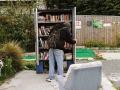 街頭圖書交換站