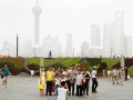上海外灘天際線