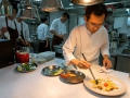 法式料理擺盤