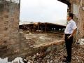 工廠遭暴徒燒毀