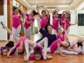 許佩玉教導芭蕾舞