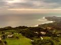 都蘭山遠眺杉原灣和太平洋