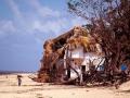 大型建築殘骸
