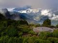 小笠原山上的觀日平台