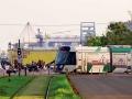 港與鐵道共同